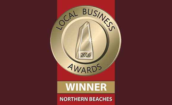 The Northern Beaches Local Business Awards 2016